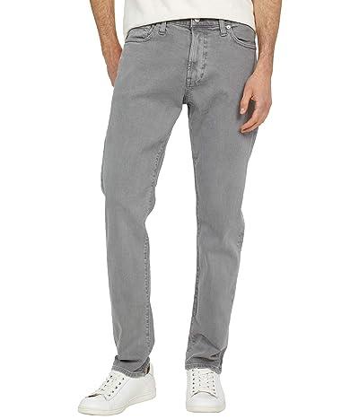 Madewell Slim in Garment Dye-New Fabric in Coastal Gravel Men