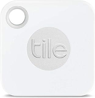 Tile Mate con Pila reemplazable - Buscador de Llaves. Buscador de teléfonos. Buscador de Cualquier Cosa - Paquete de 1
