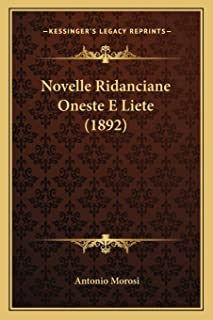 Novelle Ridanciane Oneste E Liete (1892)