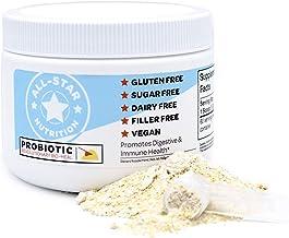 5-in-1 Bio-Heal® Probiotic for Kids, Men & Women (Powder) - Best Supplement for Brain Function, Gut Health & Constipation ...