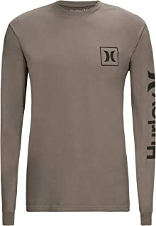Hurley M One&Only Icon L/S T-Shirt Hombre