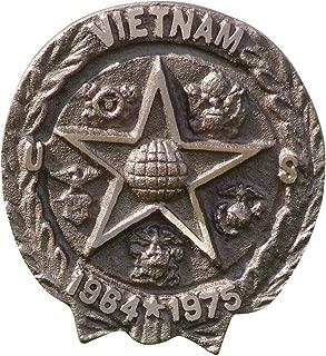 US Flag Store Vietnam War Veteran Cast Bronze Grave Marker