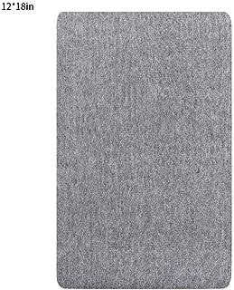fllyingu - Esterilla de Planchado de Lana, Bordar, para más Planchado a Alta Temperatura, para Tableta, Ideal para Viajes, 12 * 18 in