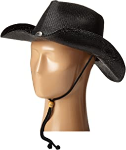 Toyo Shapeable Western with Chin Cord