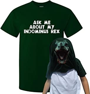 Best ask me about my trex shirt uk Reviews