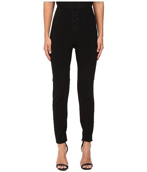 Slim-fit Stretch-crepe Trousers Neil Barrett YZHiN
