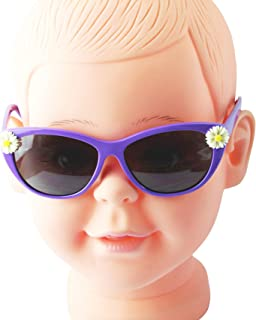 Kd231-vp Style Vault Toddlers Kids Age 2-8 years old Girls Cateye Sunglasses