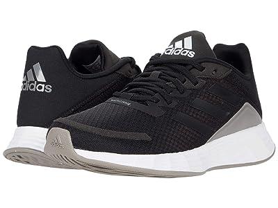 adidas Kids Duramo SL (Little Kid/Big Kid) (Core Black/Core Black/Grey Six) Boys Shoes