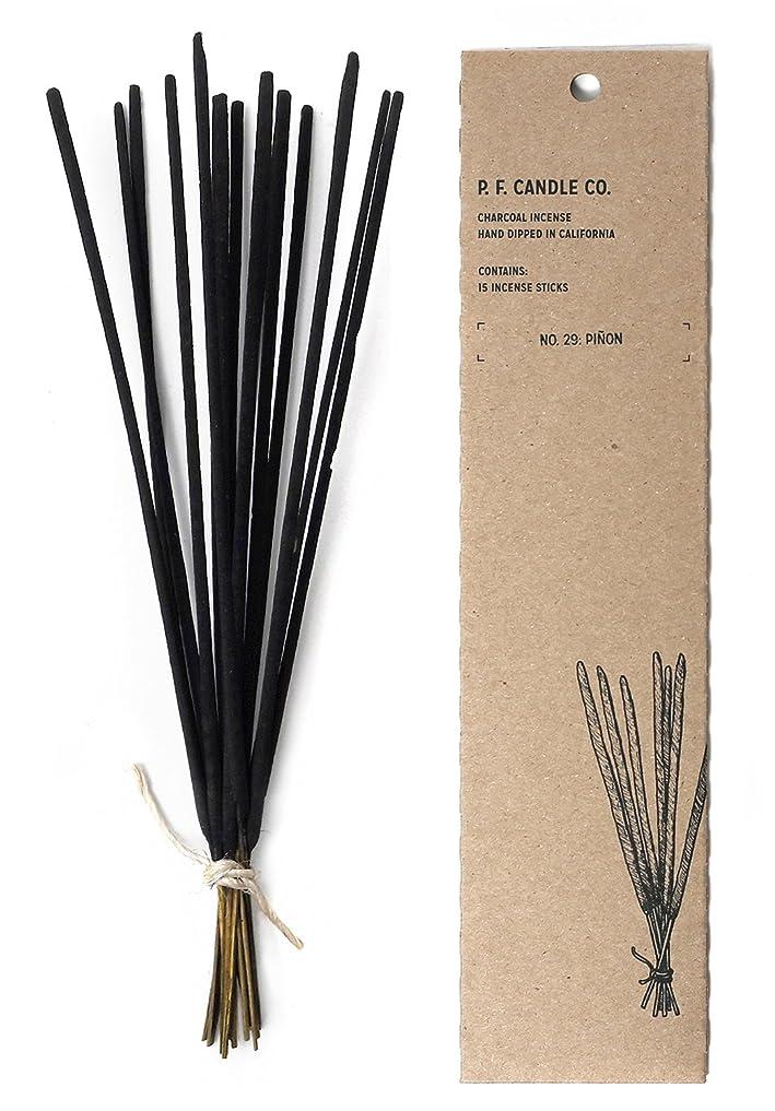 称賛ヘルメット薬p.f. Candle Co。?–?No。29?: Pi?on Incense 2-Pack
