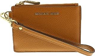 MICHAEL Michael Kors Mercer Leather Coin Purse (Acorn)