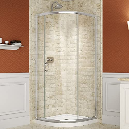 Walk In Shower Enclosures Amazon Com