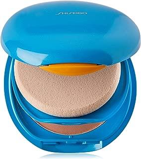 Shiseido UV Protective Compact Foundation SPF 30 - Medium Beige (SP60) Sunscreen for Unisex - 0.42 oz., 158.76 grams