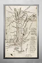 Wilmington, N.C. Shows Details of The Area During The Union Attack on and Capture of Fort Fisher|1865 Civil War Map|14