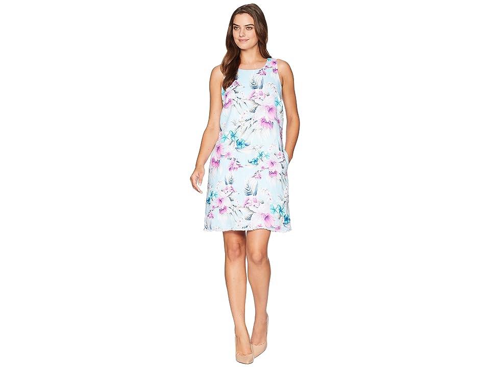 Tommy Bahama Florencia Shift Dress (Spring Rain) Women
