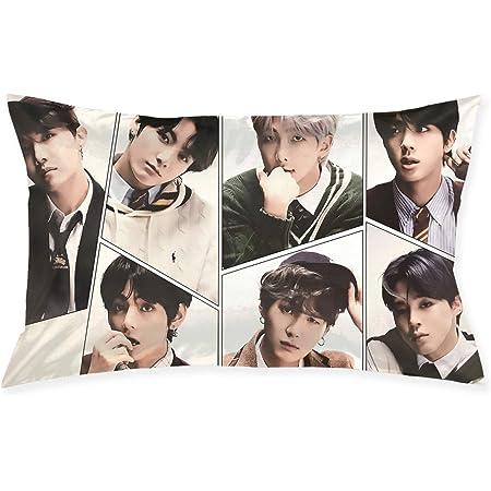 BTS Bangtan Boys Body Pillow CaseBolster Version 3