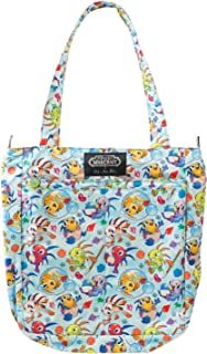 Ju-Ju-Be Be Light Zippered Tote Bag - March of The Murlocs