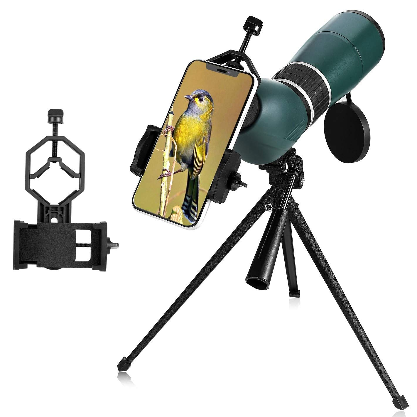 MaxUSee 20 60x60 Spotting Carrying Multi Coated