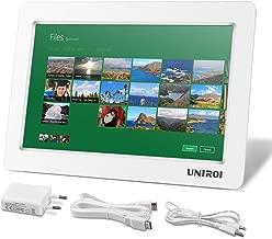 UNIROI 10.1 Inch HDMI Monitor 1024 X 600 HD LCD Screen with Ultra-Slim Shell for Raspberry Pi 3 2 Model B+ 3B 2B B+ A+ RPi 4+(10 Inch Raspberry Pi Monitor)