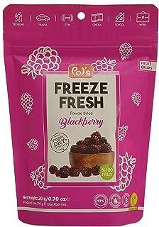 Pol's Helvart Freeze Fresh Böğürtlen 20 Gr