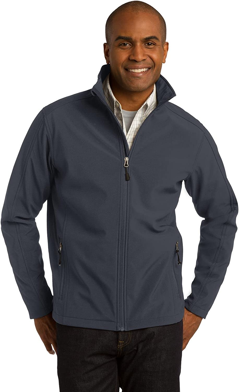 Port Authority Men's Tall Core Soft Shell Jacket