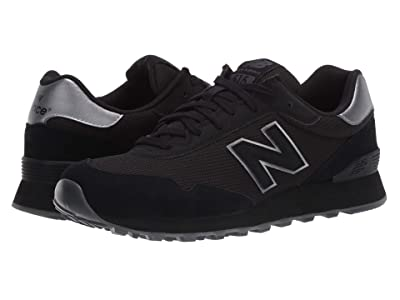 New Balance Classics ML515 (Black/Phantom) Men