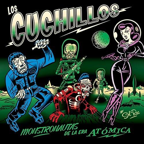Monstronautas de la Era Atomica by Los Cuchillos on Amazon ...