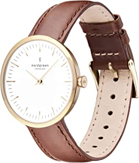 Infinity Scandinavian Gold Unisex Analog Watch with Strap...