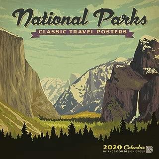 Best travel poster calendar 2019 Reviews