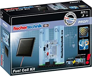 fischertechnik PROFI Fuel Cell Kit, Konstruktionsbaukasten, Erg?nzungsset Brennstoffzelle - 520401 [並行輸入品]