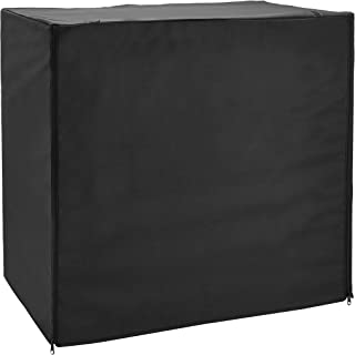 AmazonBasics Cover for Small Animal Metal Pet Cage, Single-Story with Wheels