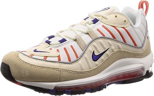 Nike Air Max 98 Sail Court violet-Light Cream 640744-108 640744-108