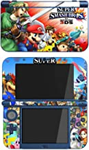 Skinhub Super Smash Bros 4 SSB4 Game Skin for The Nintendo New 3DS XL Console