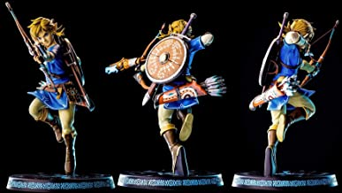 Best the legend of zelda breath of the wild figure Reviews