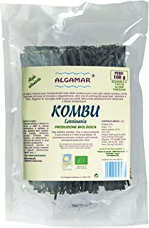 Algas Kombu 100 Gr de Algamar