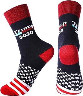 Trump Socks,Trump 2020 Dress Socks,Make America Great Again USA Socks