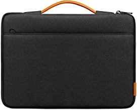 "Inateck 13-13.3-13.5"" Funda Portátil Maletín Protectora Bolso Compatible con MacBook Pro 13, MacBook Air 13 (Incluso 2018), Surface Pro 3/4/5/6, 13.5 Surface Book 1/2, Surface Laptop 1/2. Negro"