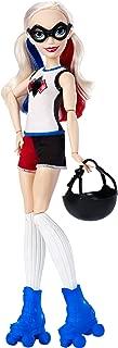 DC Super Hero Girls Harley Quinn Roller Derby Dolls