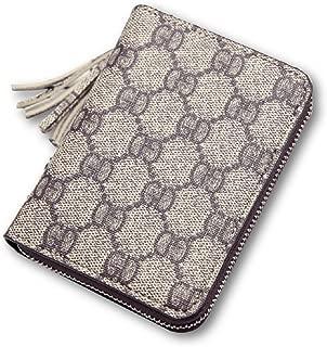 Flower Retro Purse Youth Fashion Trend Zipper Pocket Wallet