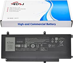 D2VF9 Laptop Battery for Dell Inspiron 15 7547 7548 Series 0PXR51 PXR51 11.1V 43Wh