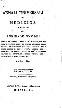 Annali Universali di Medicina - Vol. XXXII