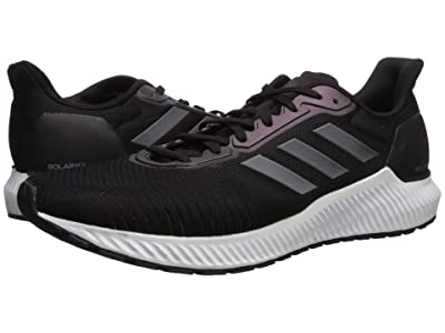 adidas Running Solar Ride (Core Black/Night Metallic/Footwear White) Men