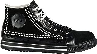 Cofra 84040-001.D35 Chaussures de s/écurit/é Frida S1 SRC Taille 35 Noir