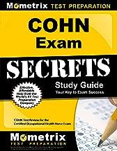 COHN Exam Secrets Study Guide: COHN Test Review for the Certified Occupational Health Nurse Exam
