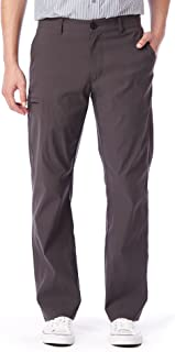 Men's Rainier Lightweight Comfort Travel Tech Chino Pants