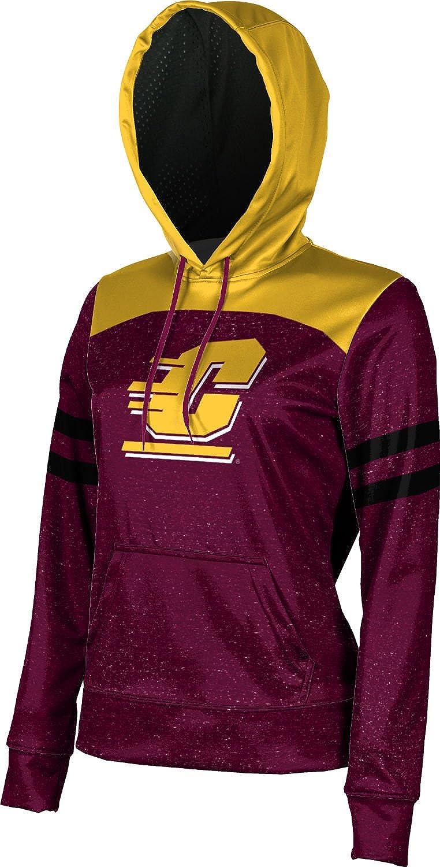 ProSphere Central Michigan University Girls' Pullover Hoodie, School Spirit Sweatshirt (Gameday)