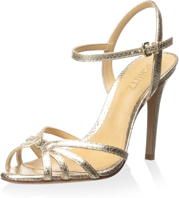 Schutz Women's Dunna High Heel Strappy Sandal