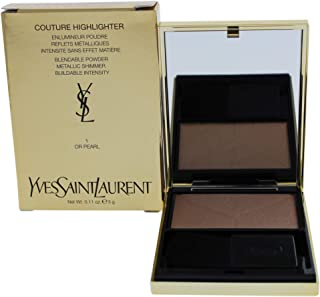 Yves Saint Laurent Couture Highlighter, 1 Or Pearl, 3 g