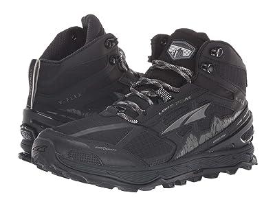 Altra Footwear Lone Peak 4 Mid Mesh (Black) Women