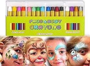 Best robot face paint ideas Reviews