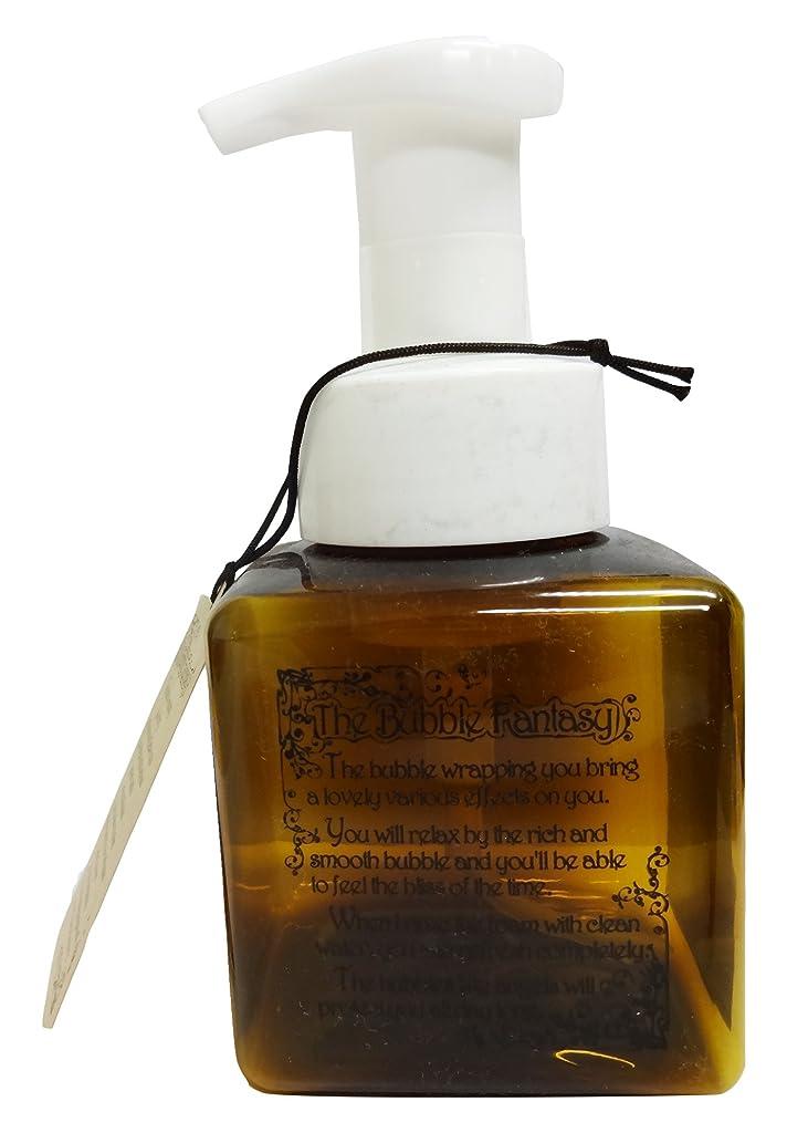 破裂慣らす使い込むクルー 泡リフィルボトル250ml(プリントブラウン)